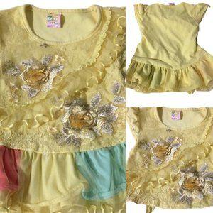 2/$20 Baby Girl Yellow Dress